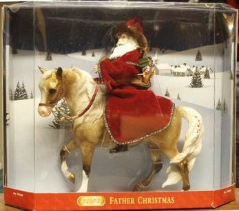 Breyer Father Christmas